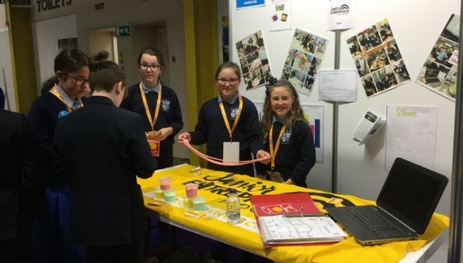 Junior Entrepreneur Showcase