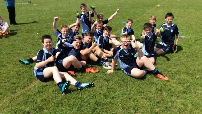 Boys Gaelic Success